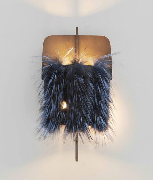 Fendi - La lampe Velumnpar l'architecte Marco Constanzi