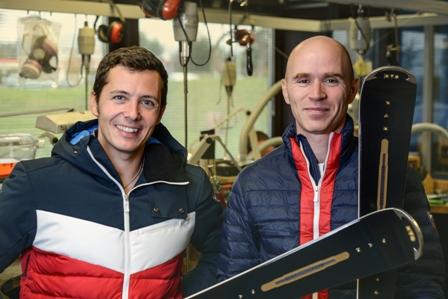 Mathieu Tournaire &Romain Cottier (Sport 2000)