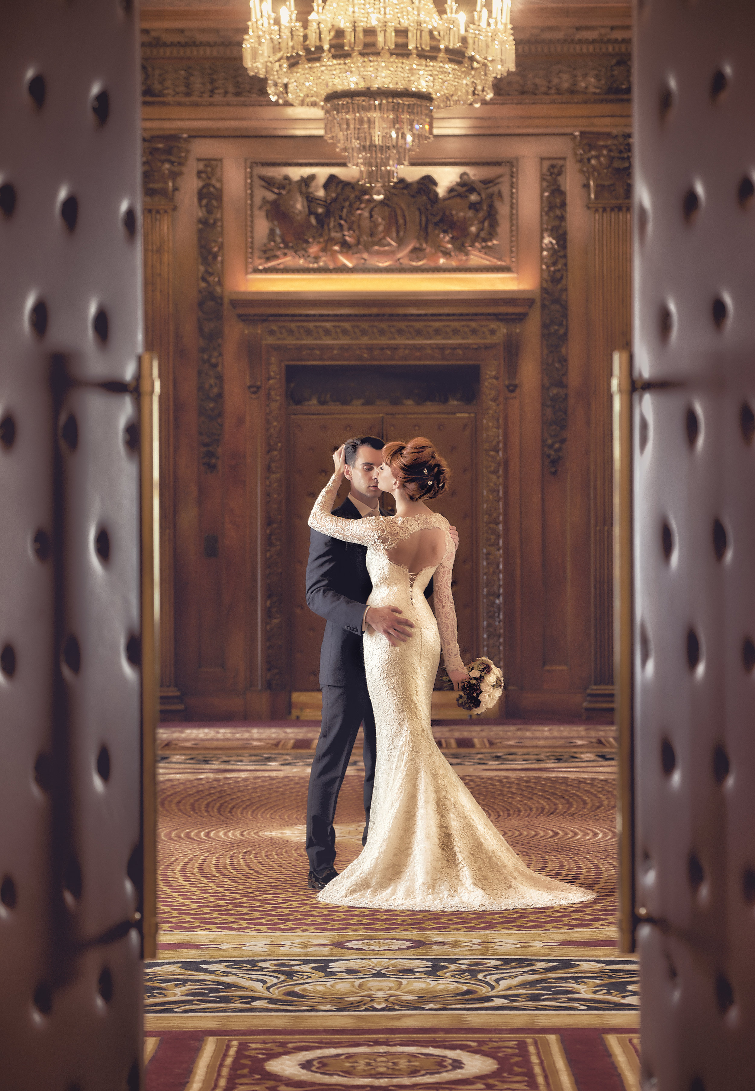 JANUARY Commissioned by Four Seasons Hotels and shot at Ten Trinity Square, featuring dress by Suzie Turner Couture.jpg
