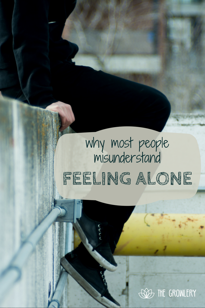 why-people-misunderstand-feeling-alone