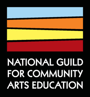 Proud member of the National Guild for Community Arts Education