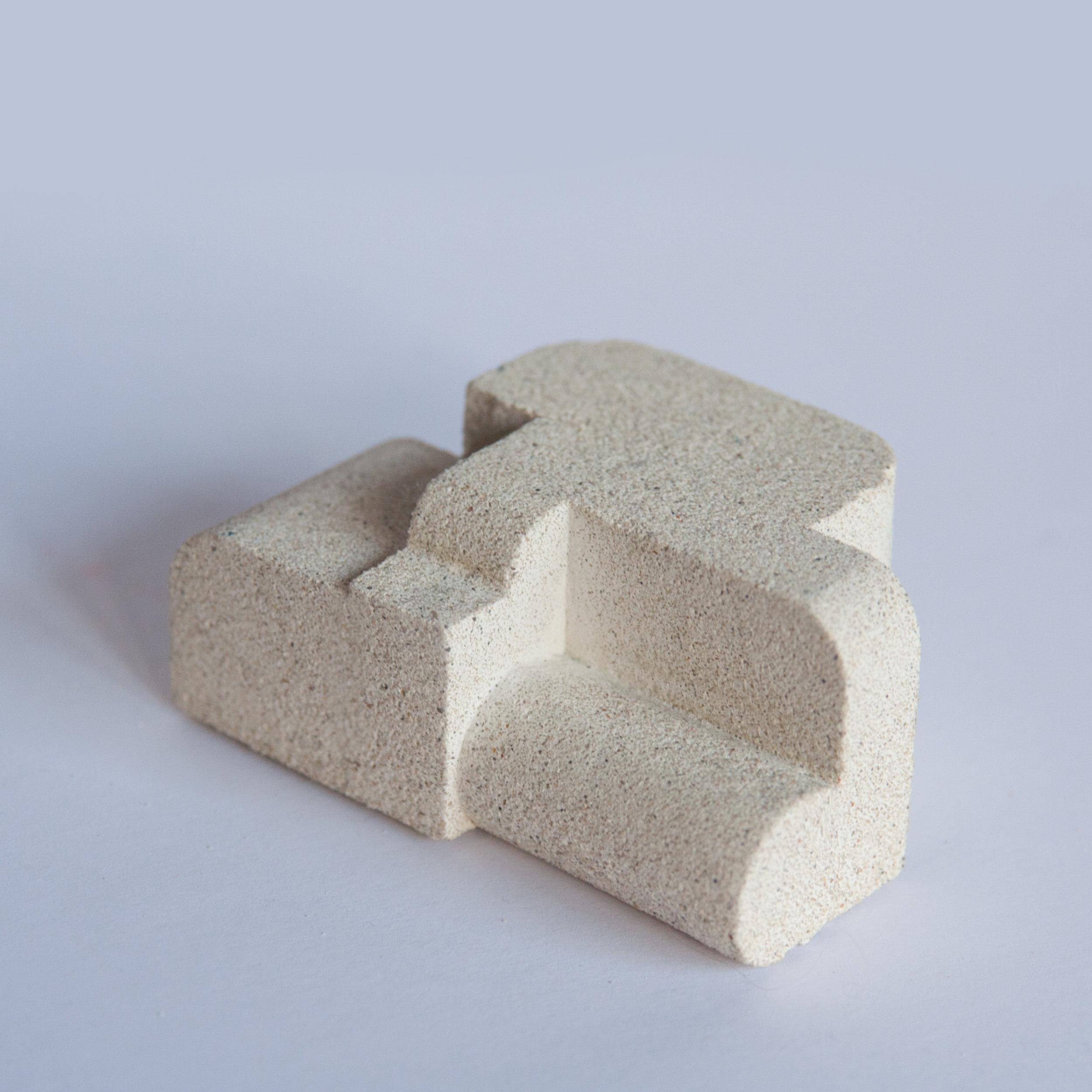 Portland stone jesmonite