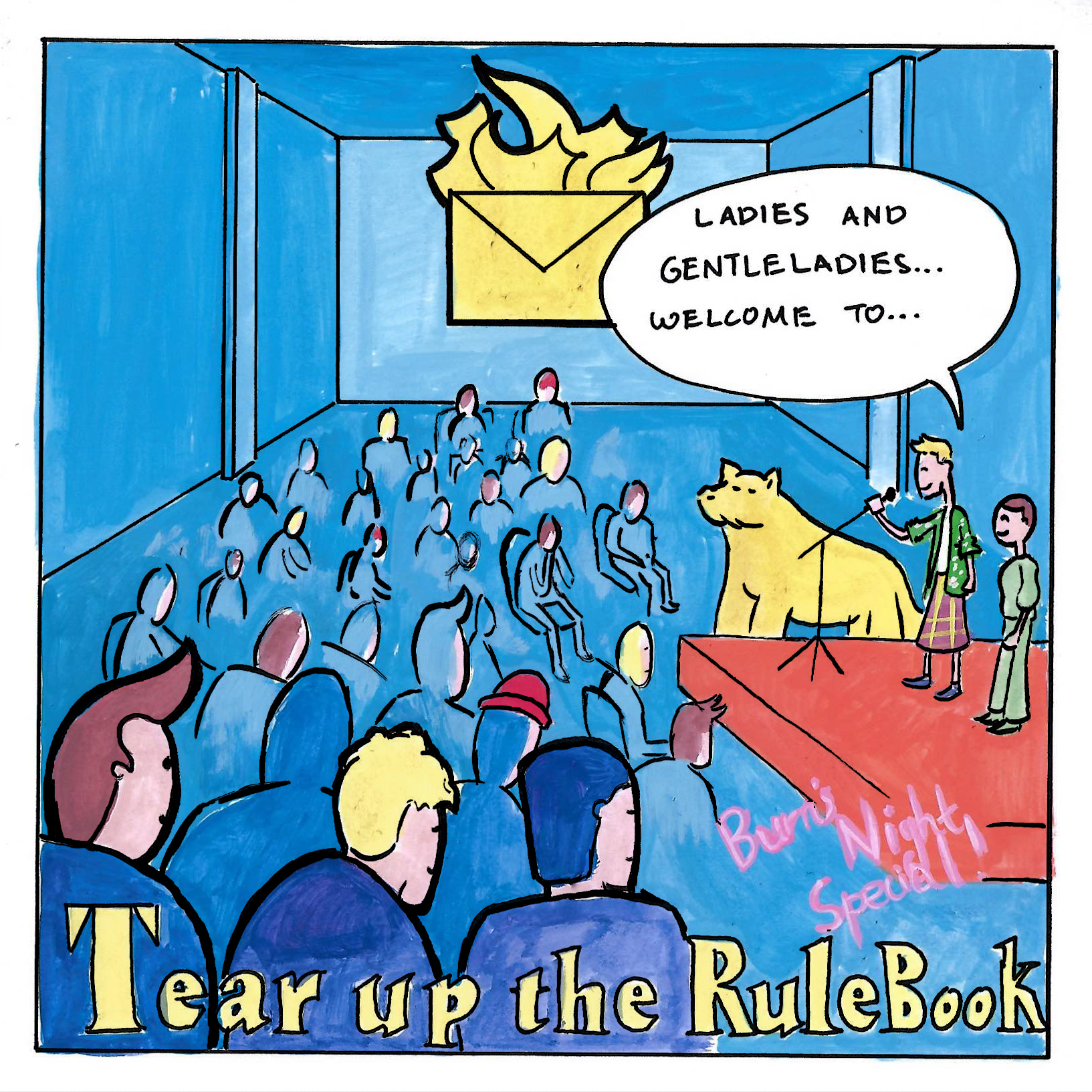 Turncoats - Tear up the rulebook