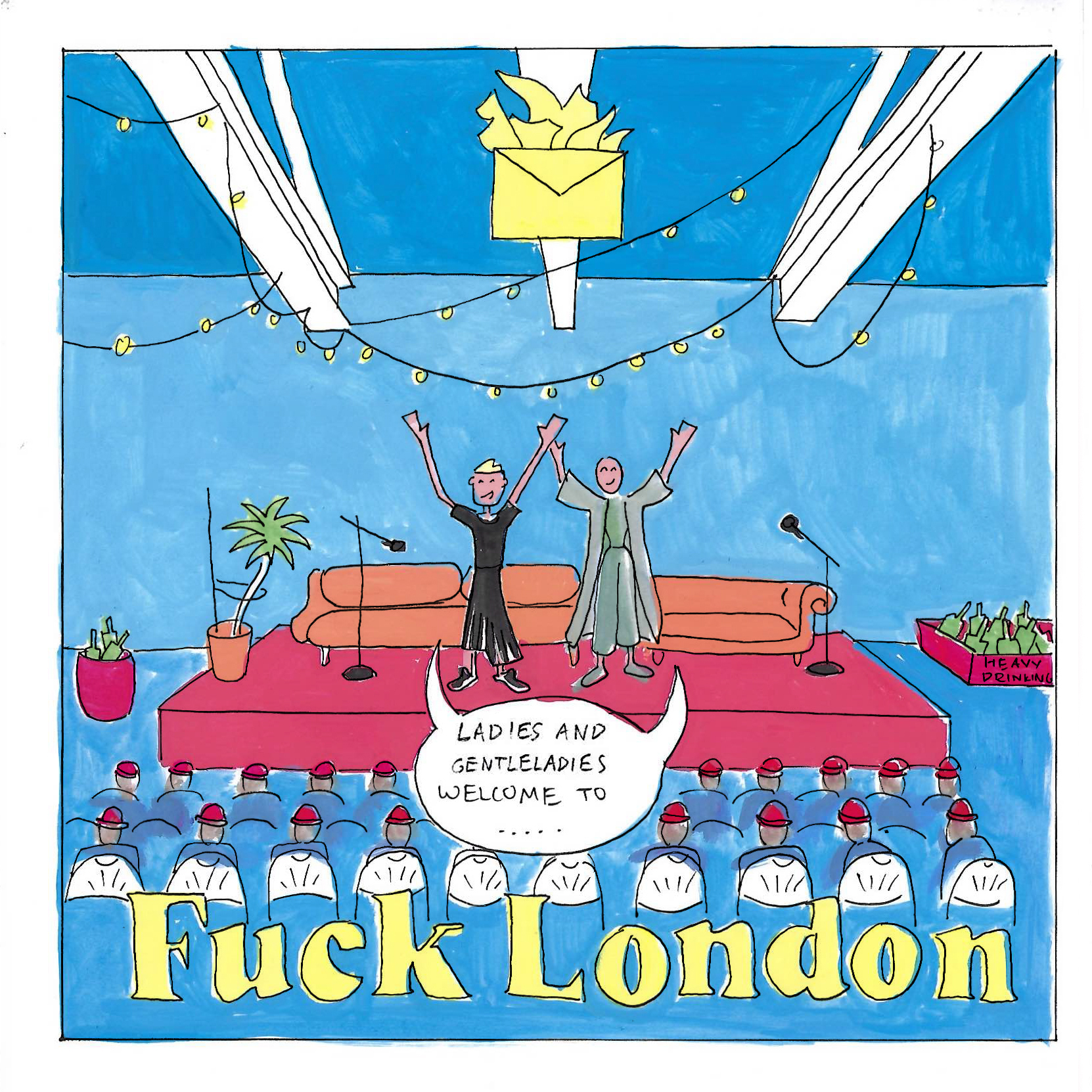 Turncoats - Fuck London
