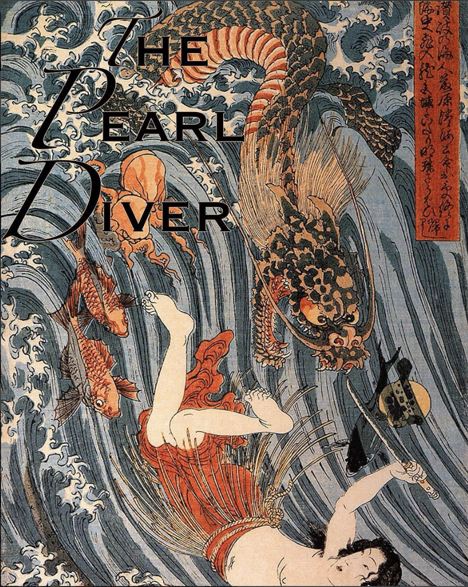 The Pearl Diver , d  irected by Andrea Andresakis, a  dapted by E. Thomalen, and m  usic composed by Edward W. Hardy