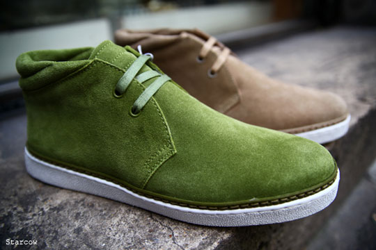 Be Positive Spring/Summer 2010 Footwear – First Releases