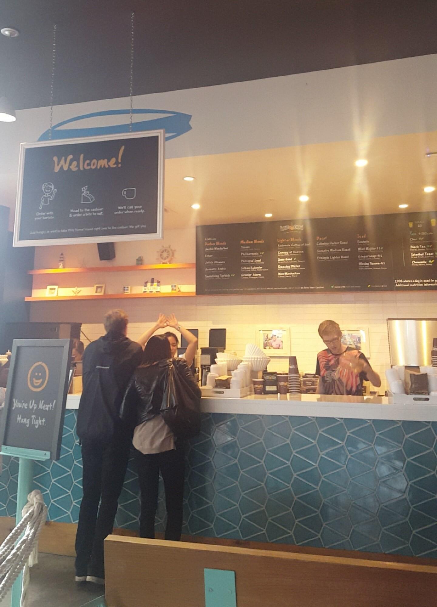 Philz Coffee in Huntington Beach
