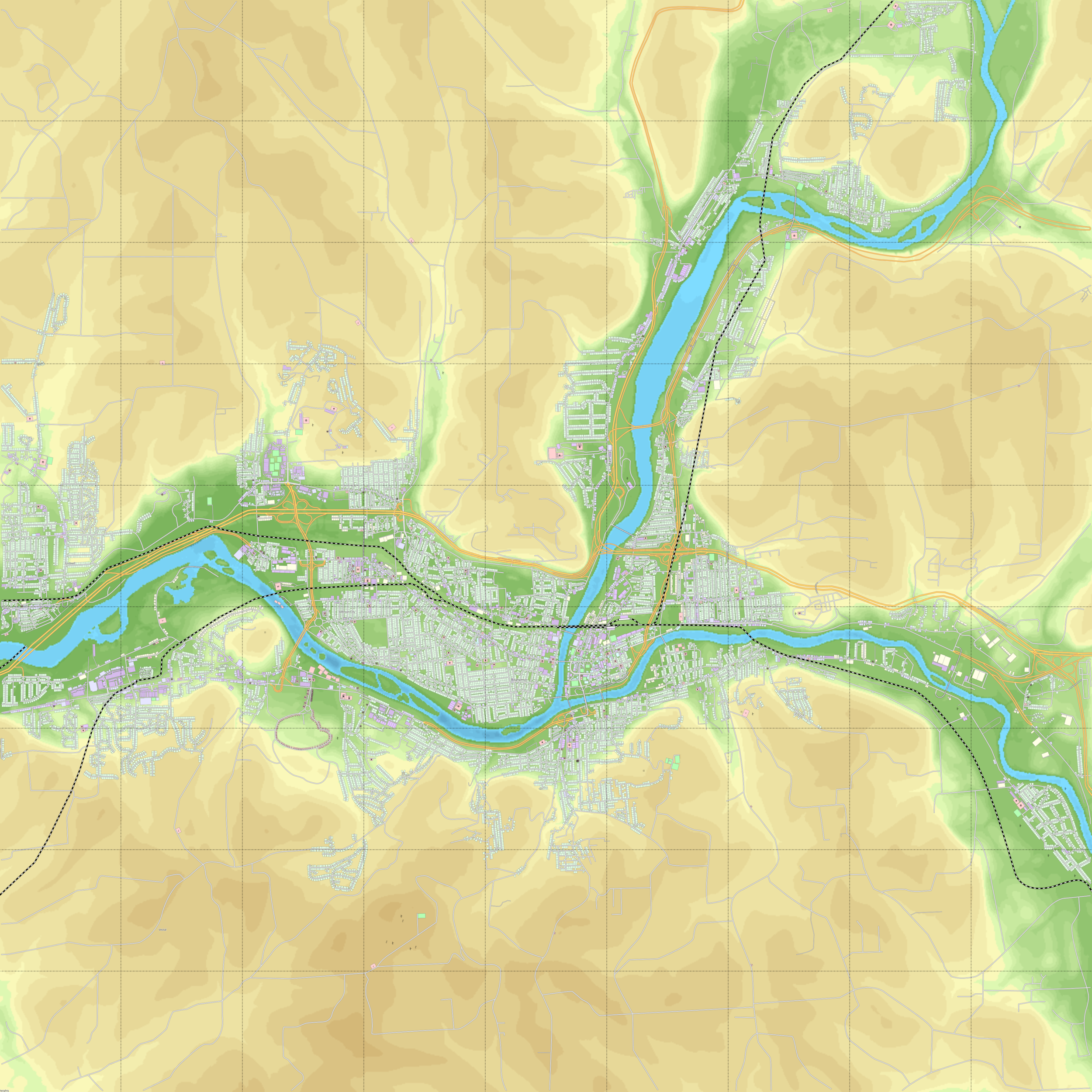 CSL Map View