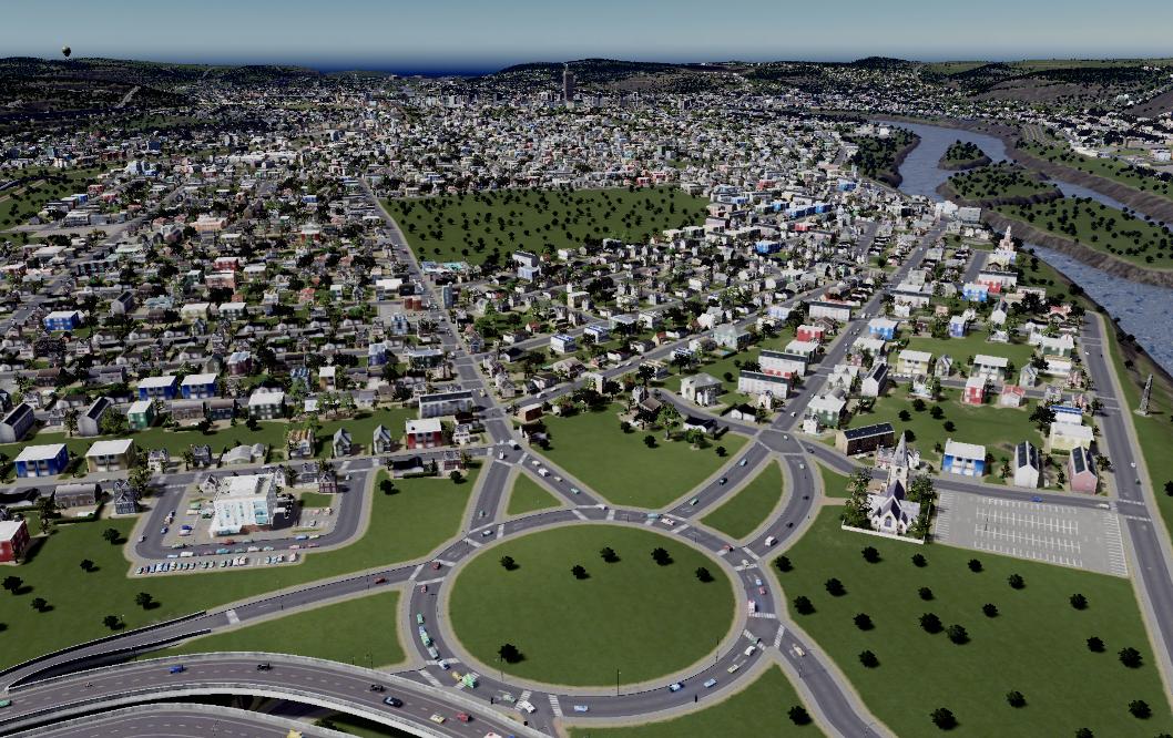 Johnson City - Circle