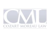 Cozart Moreau Law Logo