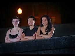 Student Award 2016:  Leeann Minard, May Minard and Maude Warshaw