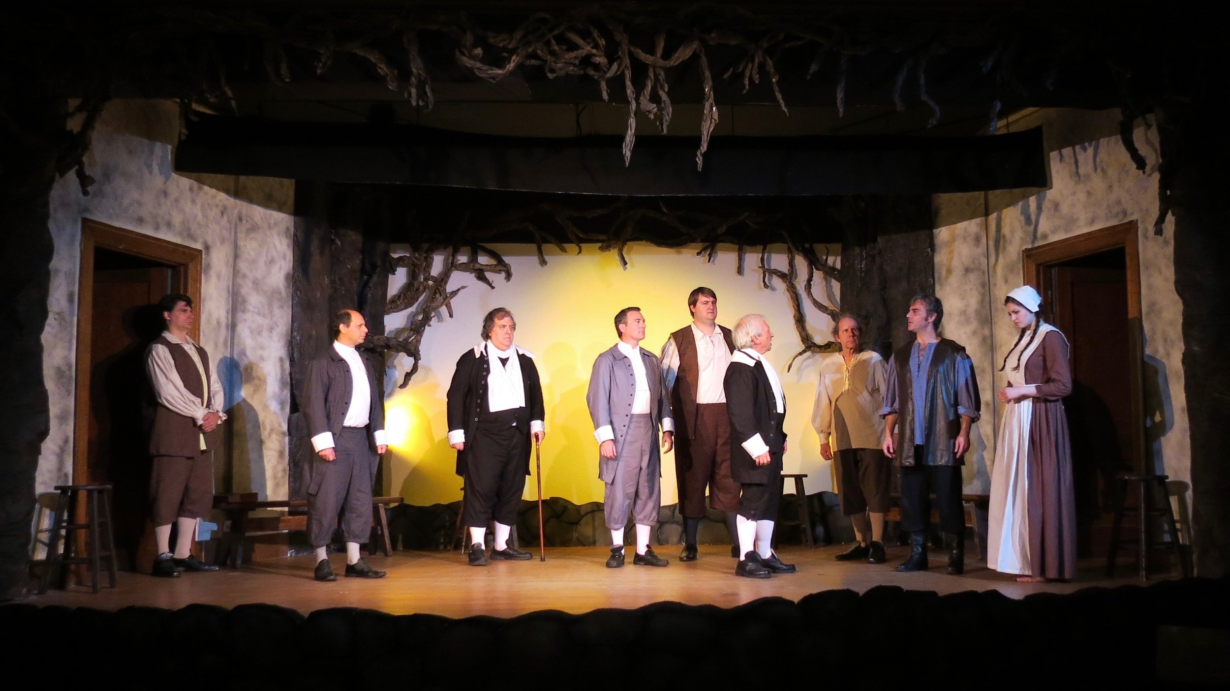 Photo from The Crucible, The Edge Ensemble