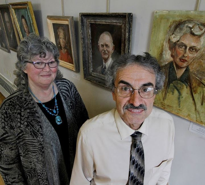 Historical Society of Cheshire County & Alicia Drakiotes