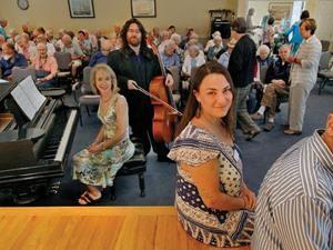 Community Engagement honoree:  Monadnock Music