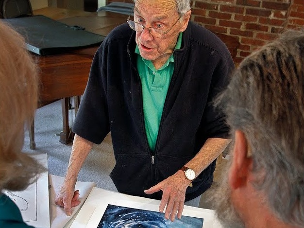Lifetime Achievement Award:  Robert Seaman