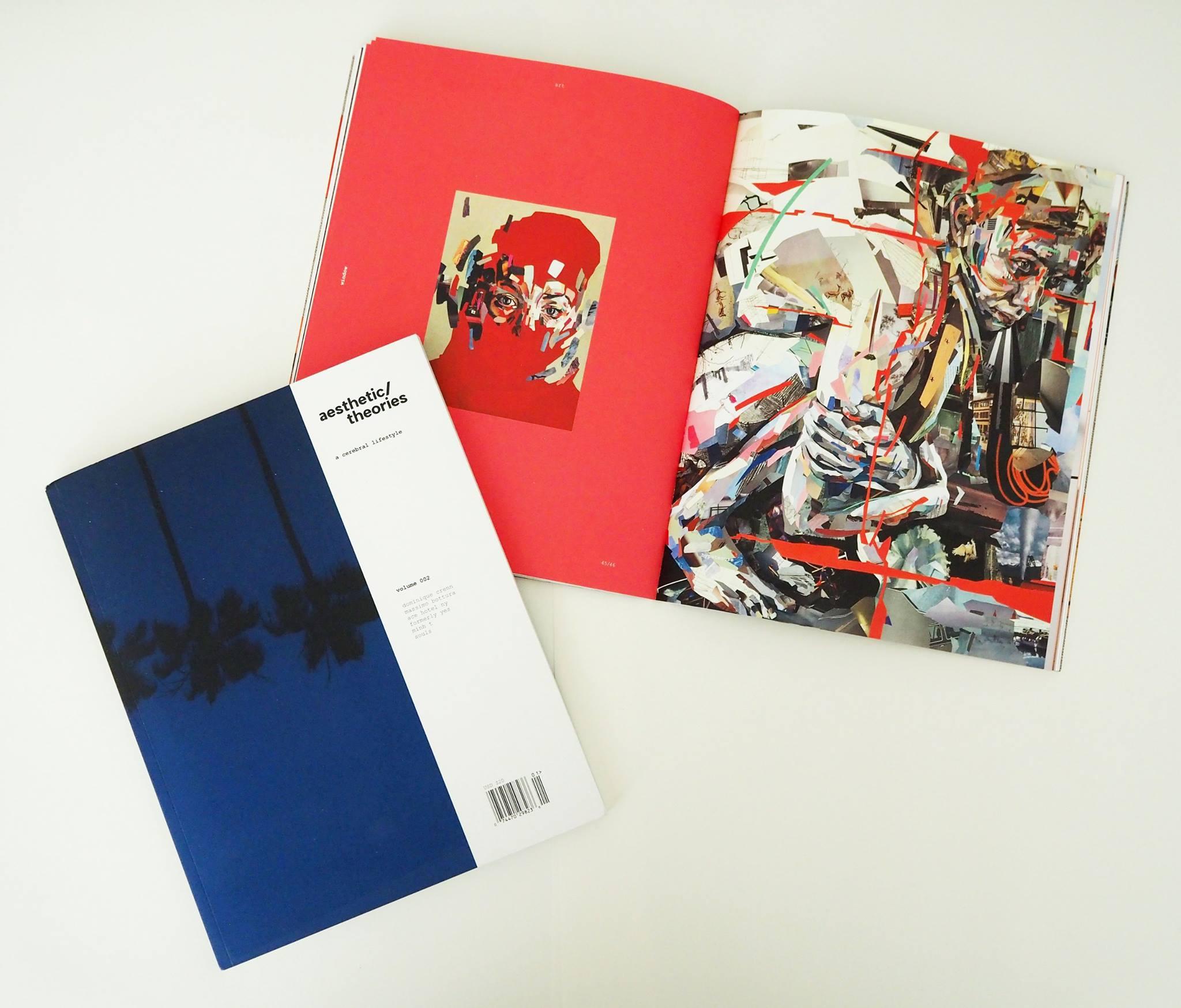 'aesthetic/theories, un magazine sull'arte e il design alla ricerca dell'ispirazione' - edizioni del frisco , italian design blog