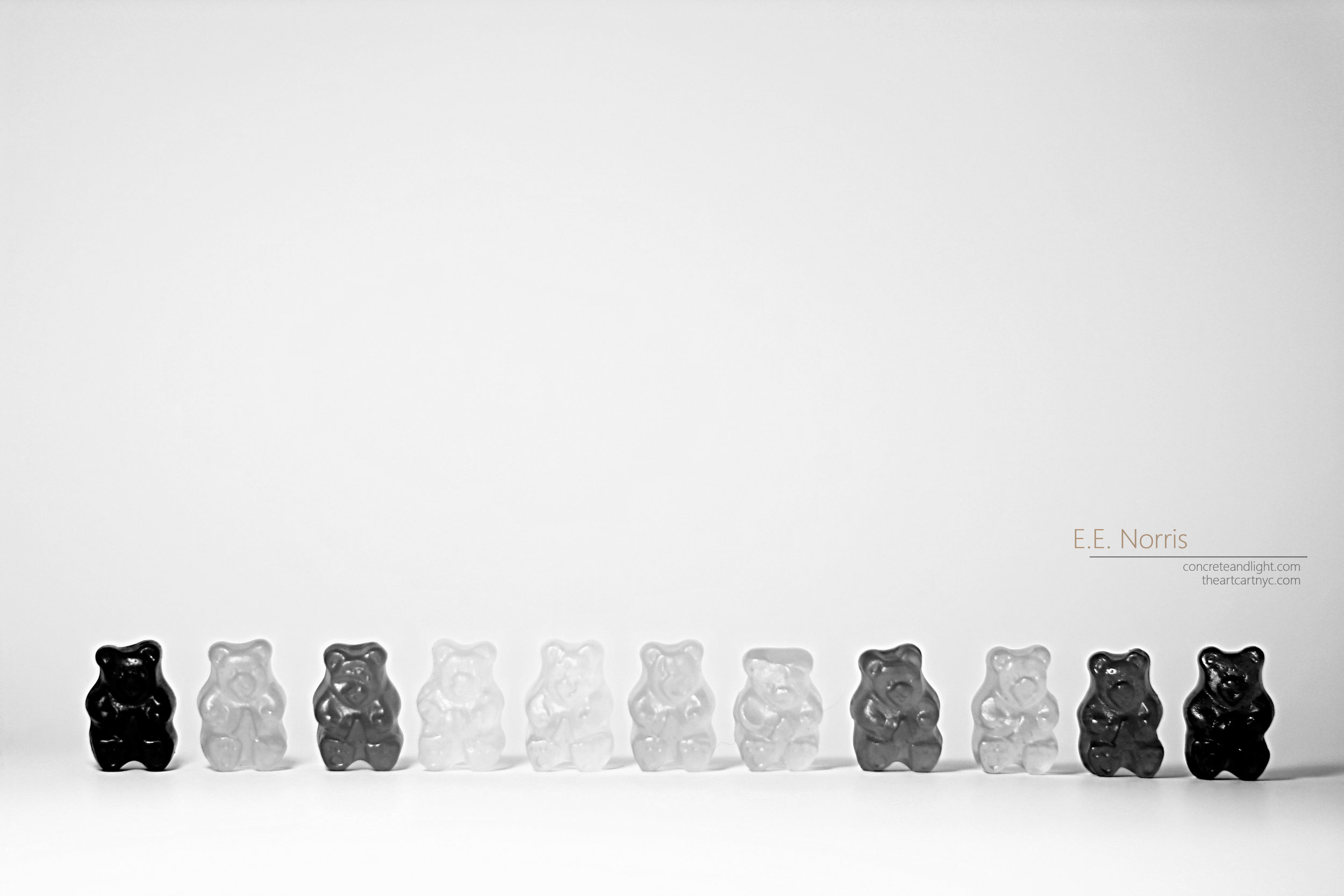 The Sociology of Gummi Bears #1: Race