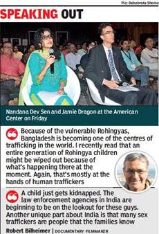 Times of India - click here for full article   April 28, 2018