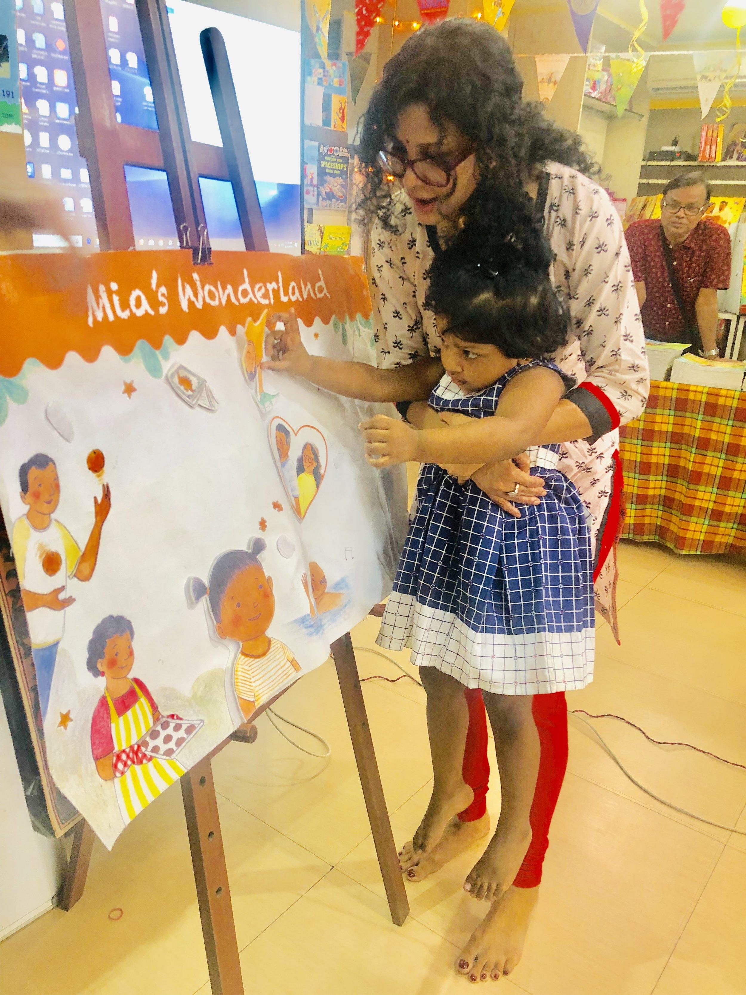 Oxford Subscription Book Club Interactive Storytelling Session, The Story Teller Bookshop, Kolkata, India  April 20, 2019