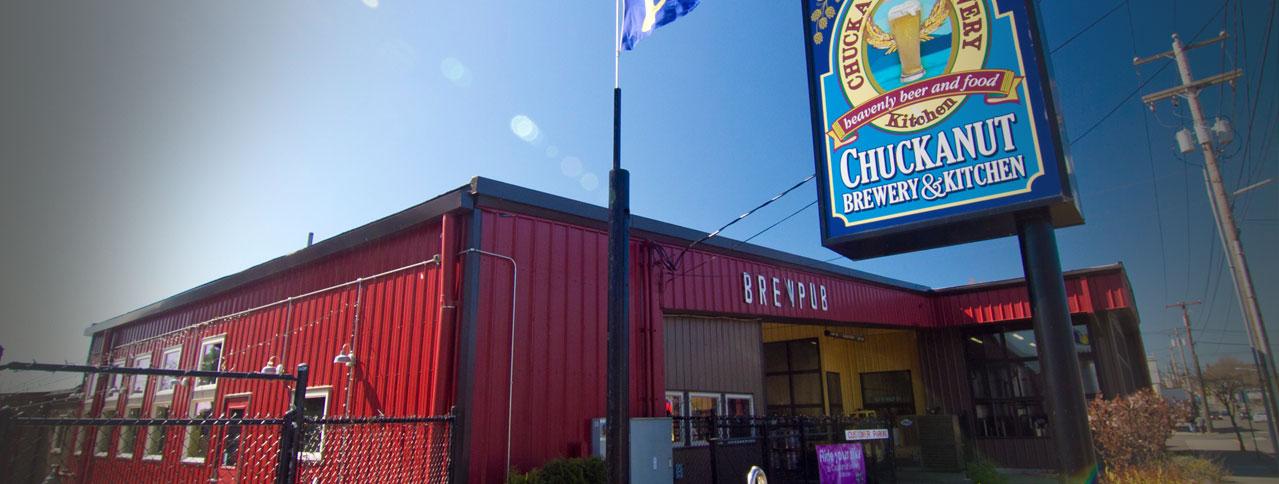 Chuckanut Brewery and Kitchen, Bellingham WA