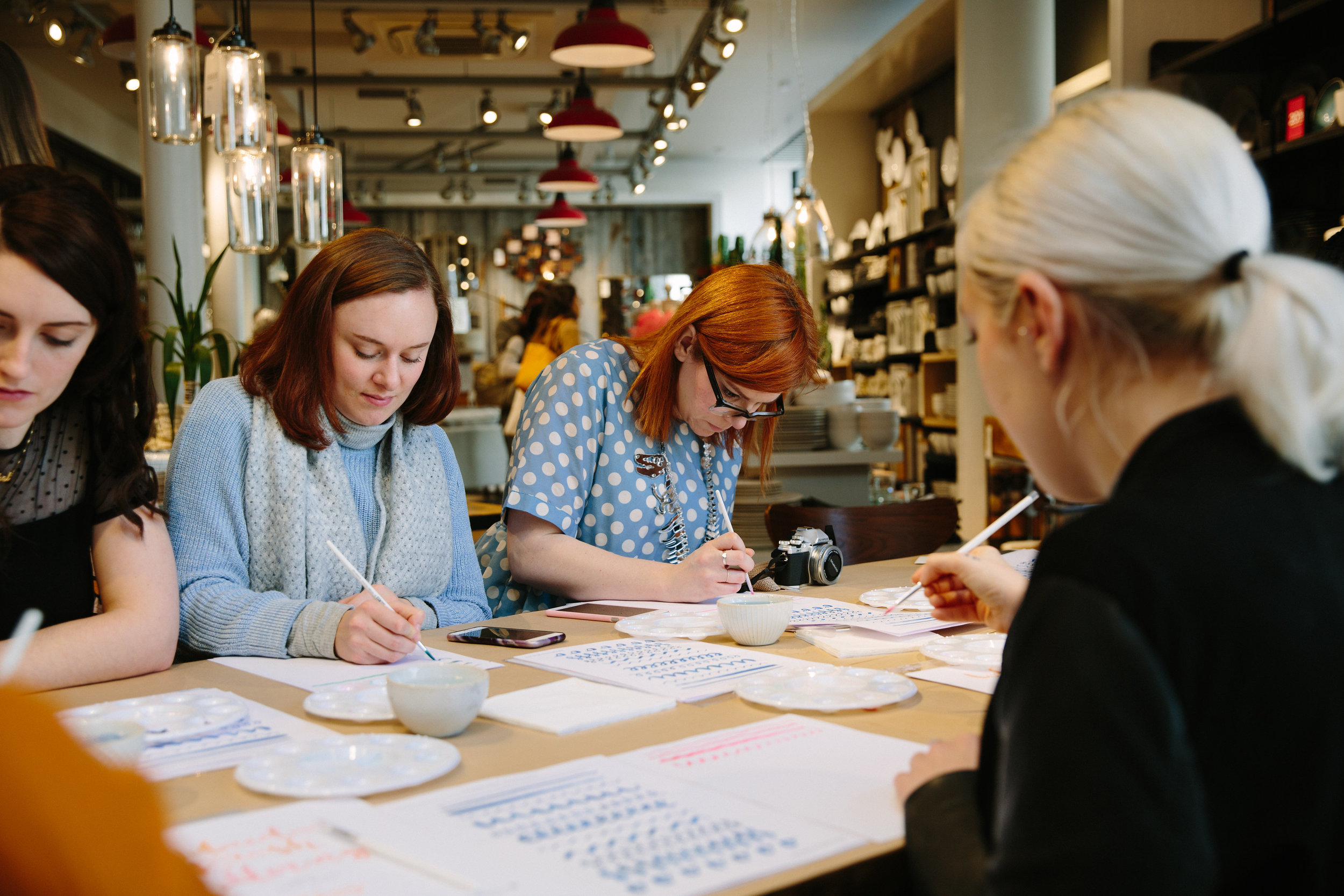 emma block brush lettering etsy workshop
