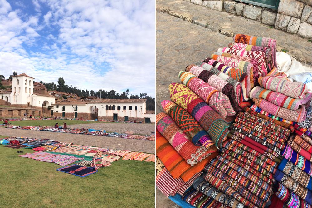 chinchero peruvian textiles peru travel guide