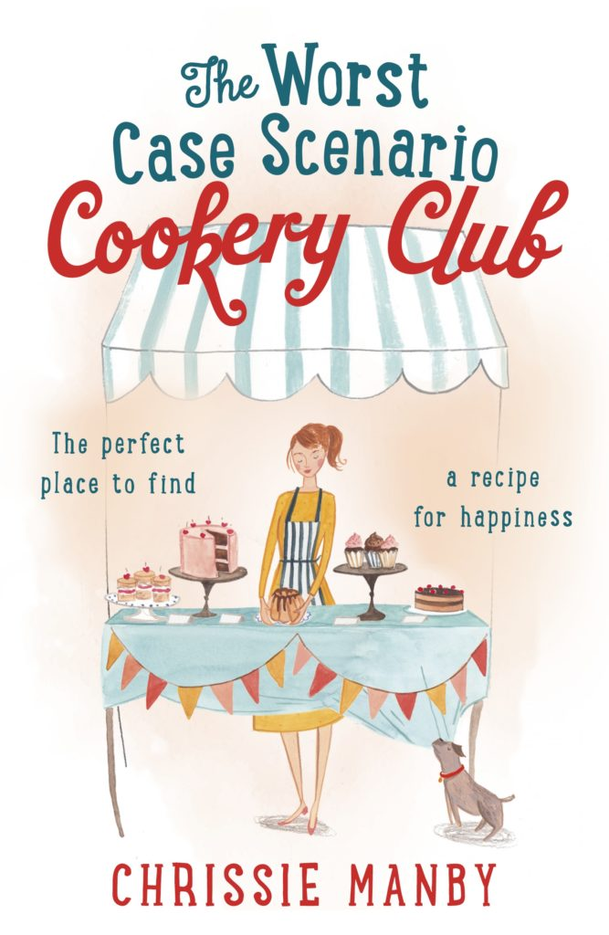 Emma Block book Cover cookery club