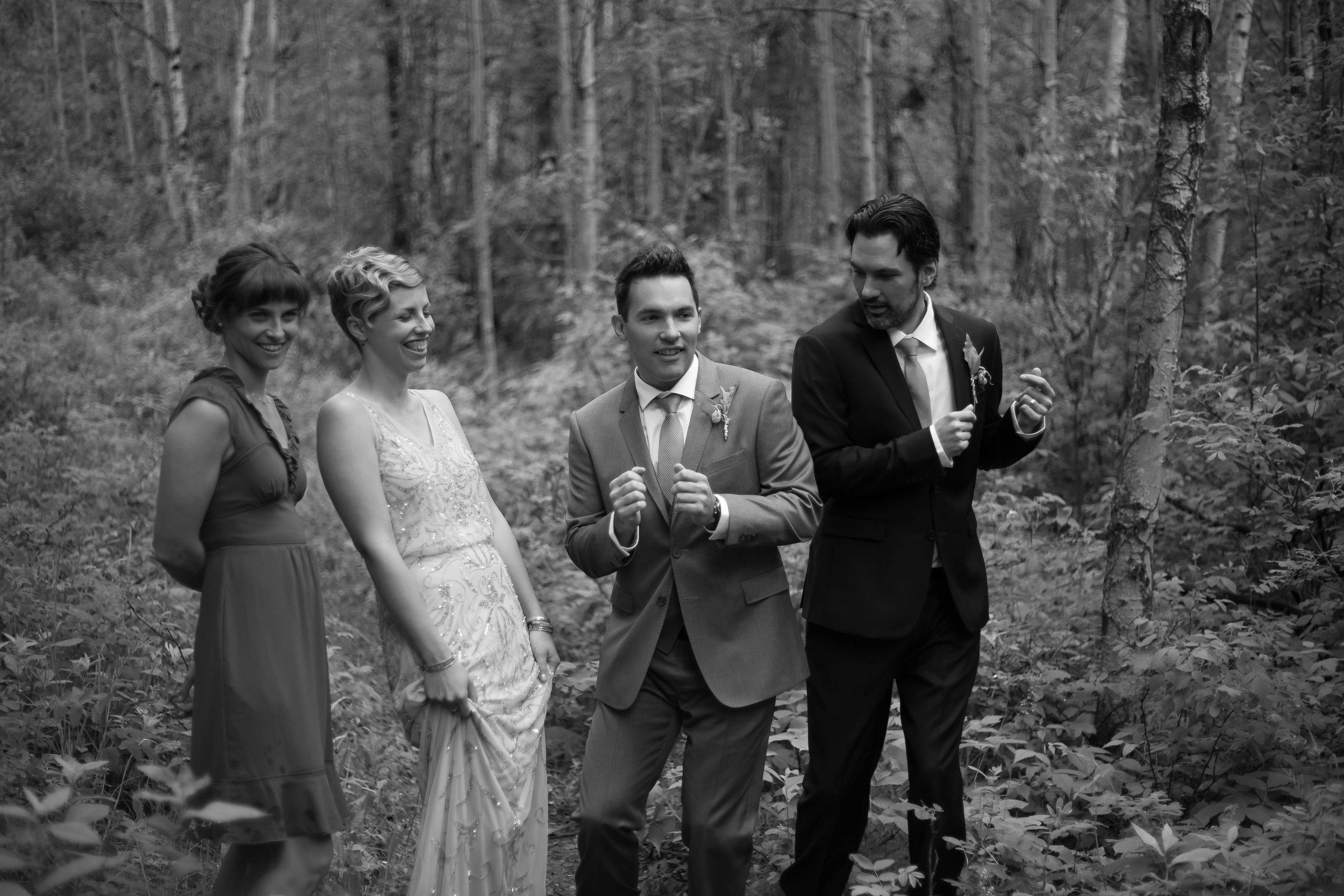 wedding edmonton photographer