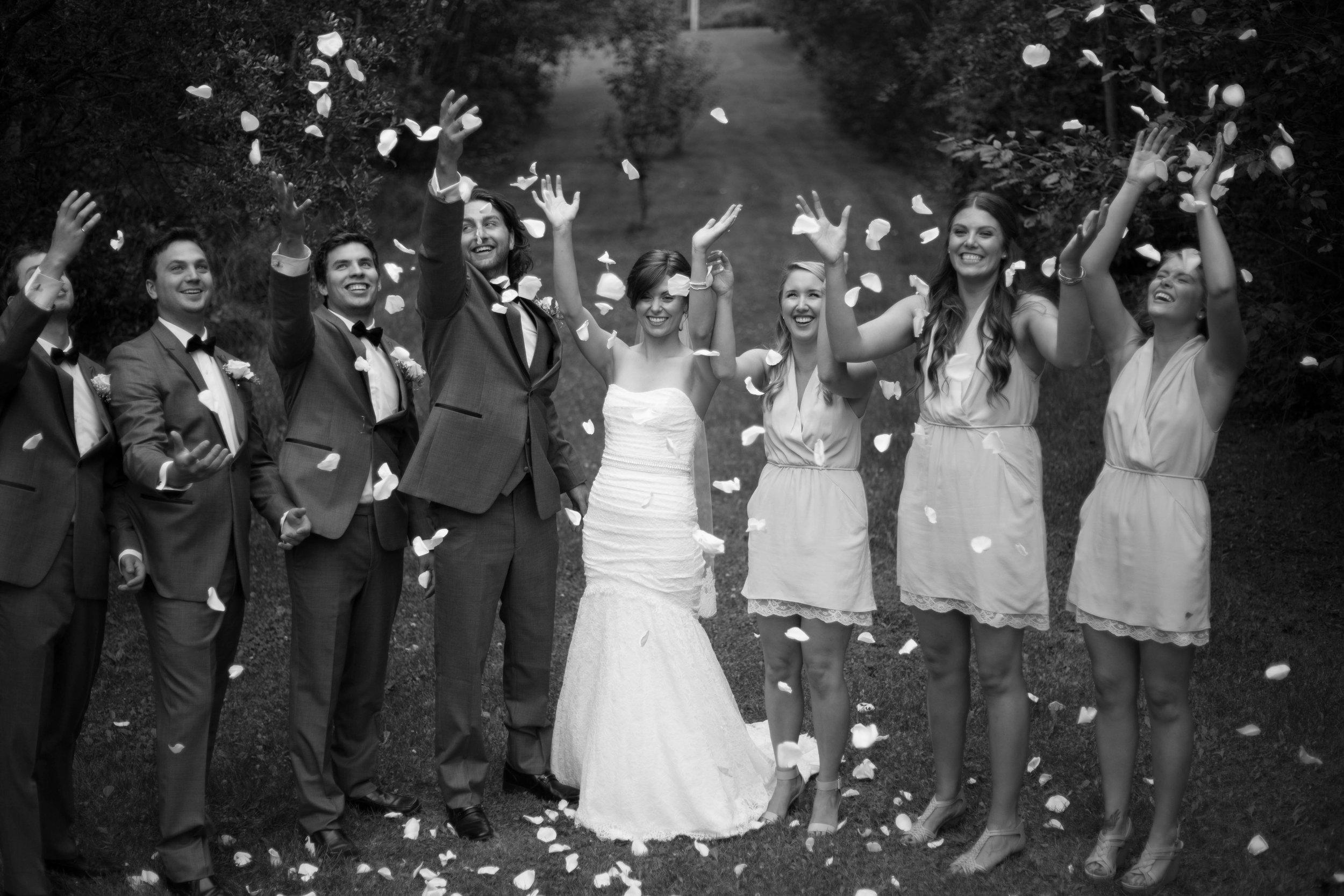 Wedding Photographer Edmonton | Lindsay Mills