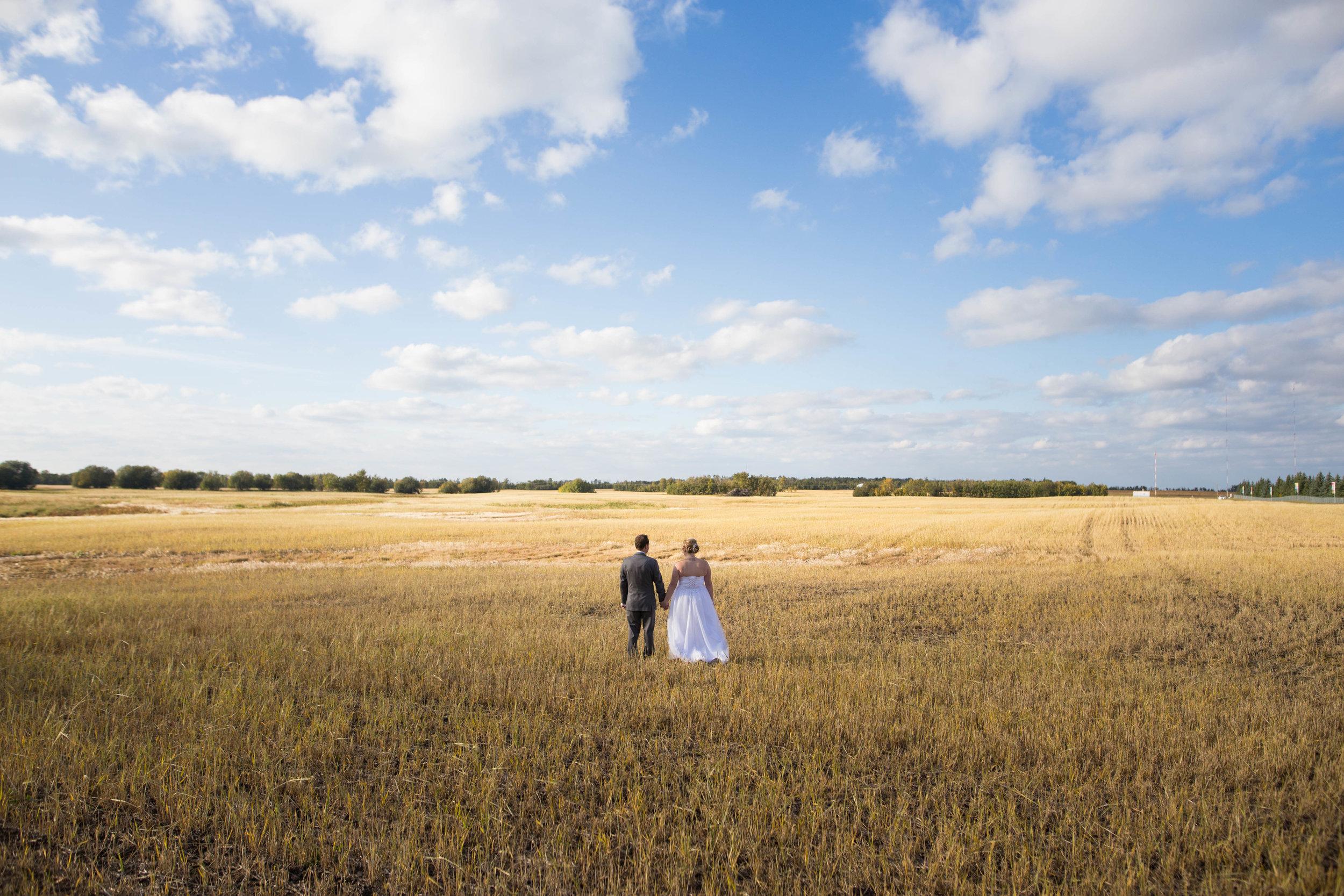 edmonton based wedding photographer