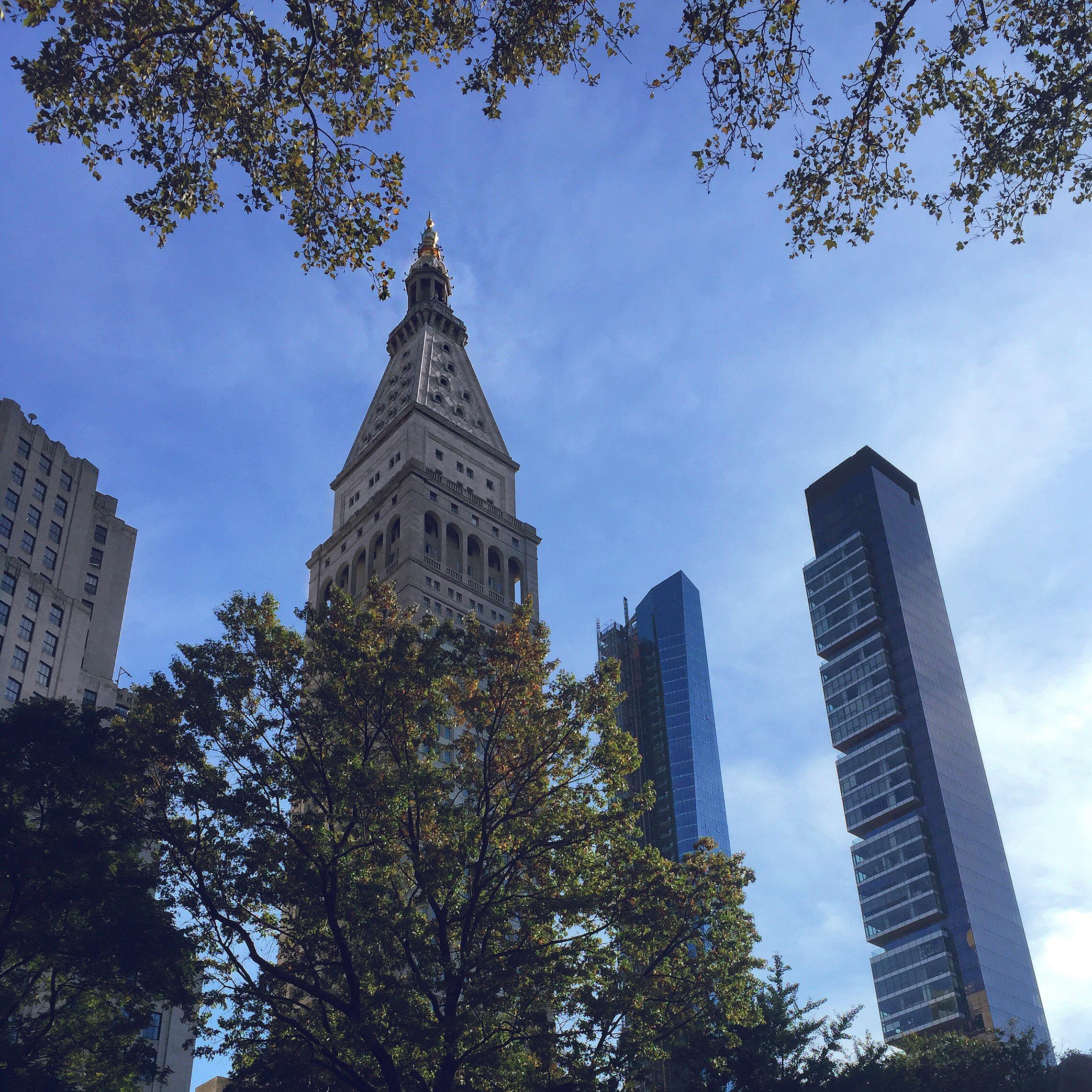 Hello, NYC