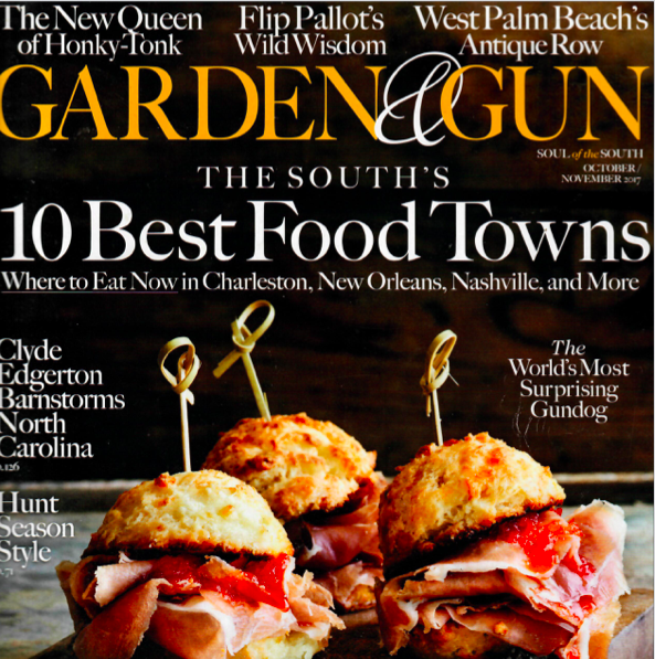 10 BEST FOOD TOWNS