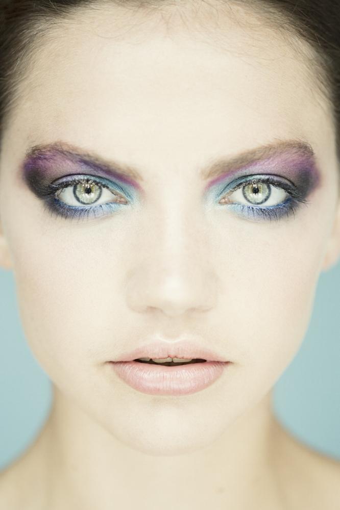 Beauty portrait session
