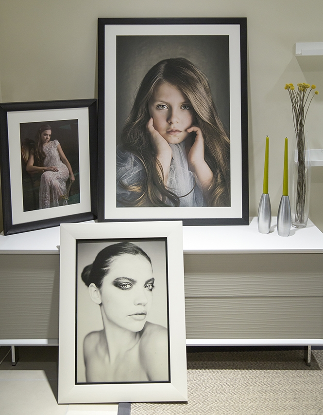Angela Graham Photography:Framed portraits