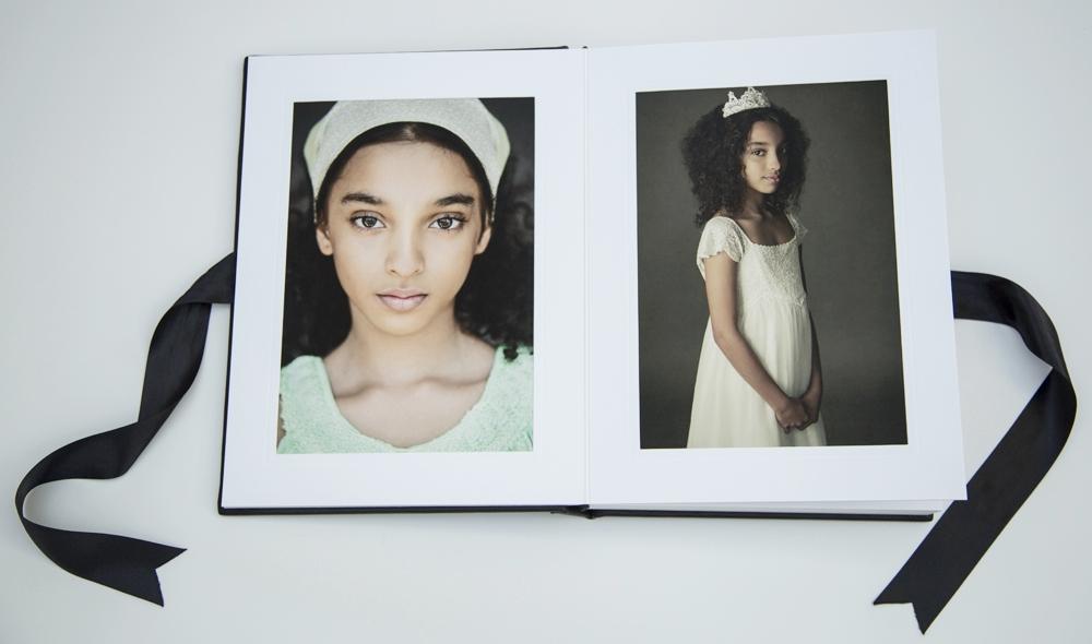 Angela Graham Photography: Exclusive leather/linen album