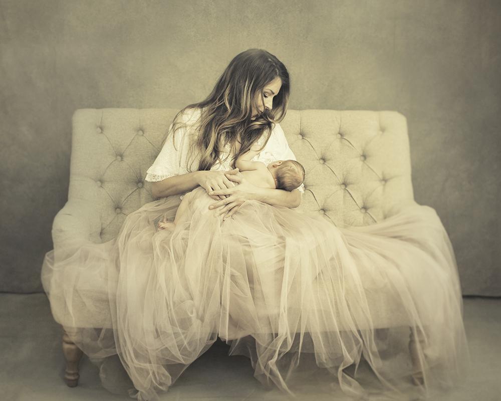 Mum & Baby Portrait