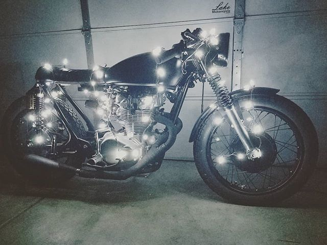 "Merry Christmas! Use code ""xmas"" and recieve 15% off storewide #caferacerparts #caferacerxxx #caferacer #caferacerporn #cb550 #cb750 #cx500 #cb450 #lakemoto #instabike #croig #gs750 #hondacaferacers #builtnotbought #cl450 #discount #motorcycle #caferacergram #caferacerworld #caferacerculture"
