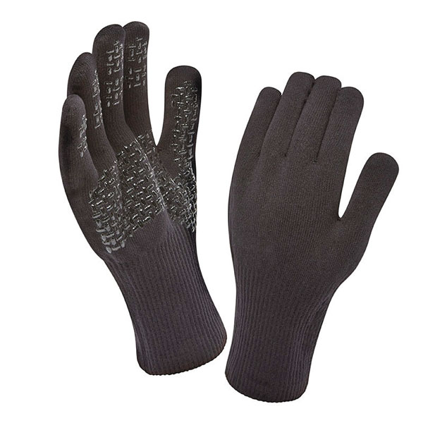 SealSkinz Ultra Grip    Price: £26   Rain-proof, wind-proof and chill-proof, the SealSkinz Ultra Grips have more than proved themselves in hardcore conditions.