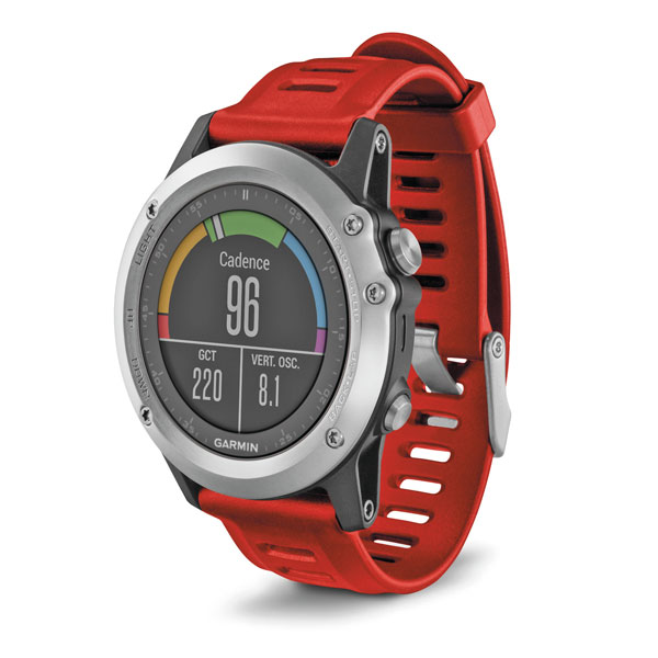 Garmin Fenix 3    Price: £280   The ultimate multisport watch, recording cycling, running, swimming and stand-up paddleboarding? Bluetooth syncs effortlessly to Strava.