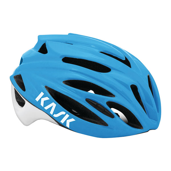 Kask Rapido Helmet    Price: £65   The Rapido features Kask's 'Up-N-Down' cradle system, meaning its high-end structure fits perfectly to your head. Safe and stylish.