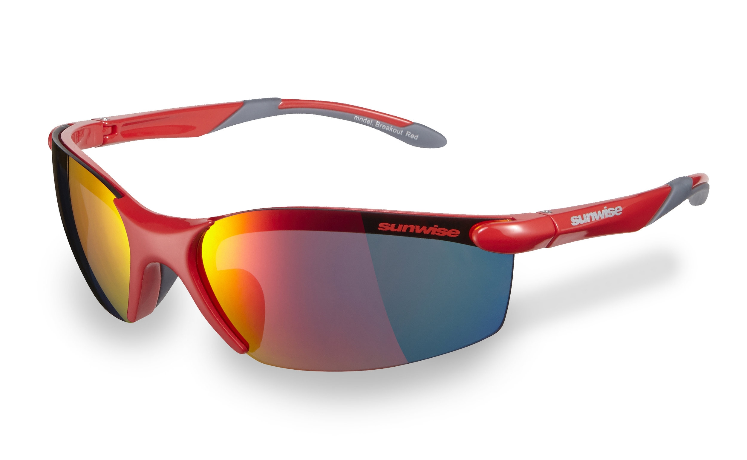 Sunwise Breakout Cycling Sunglasses
