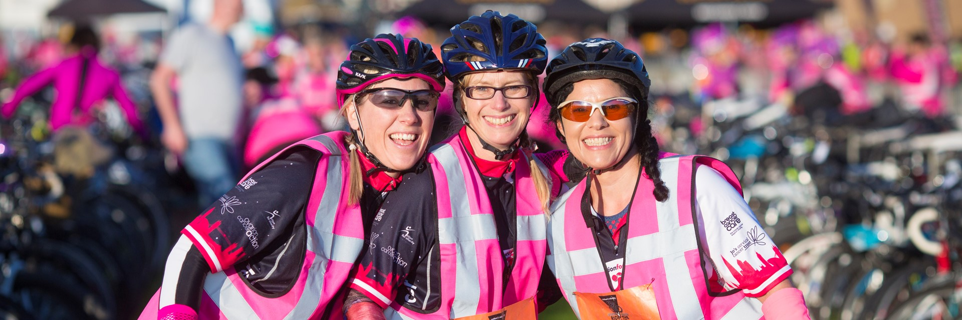 Photo: Ride the Night - Women vs. Cancer