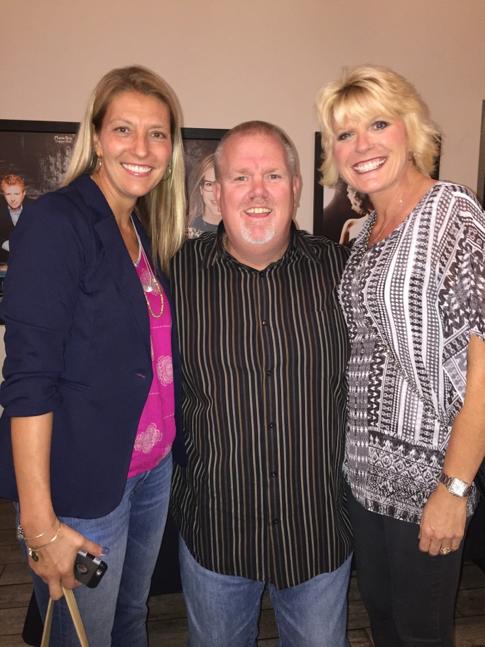 Raising Awareness for Transplant - Karen, Scott & Mindy