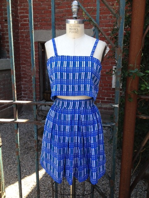 blue-white-two-piece