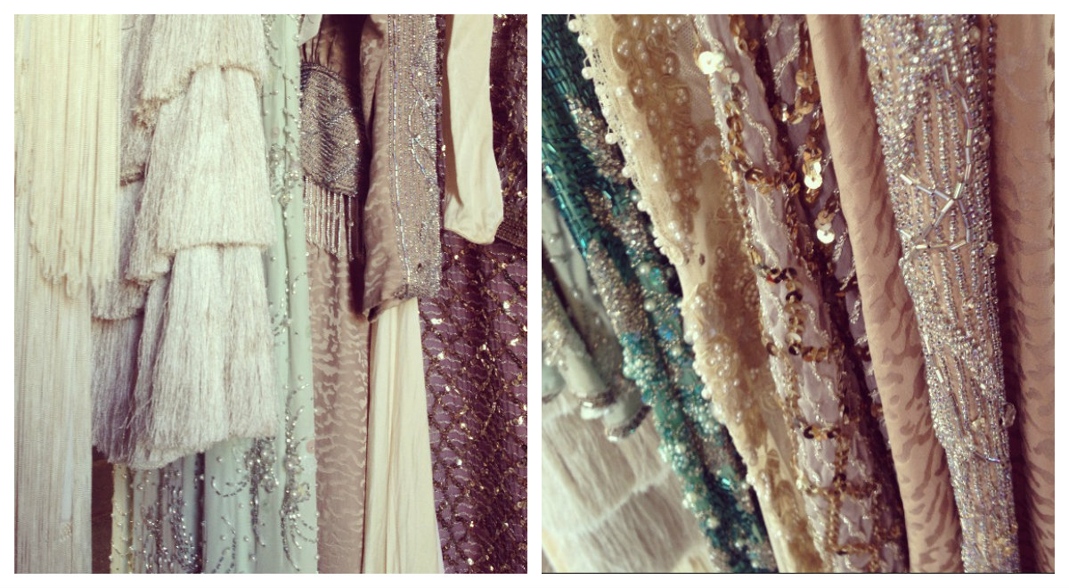Gatsby inspiration at shareen vintage