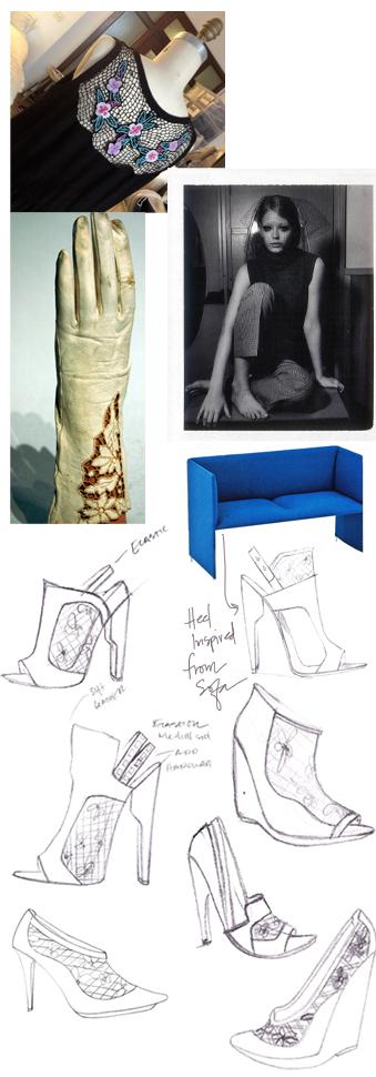LA Shoegirl and Shareen Vintage
