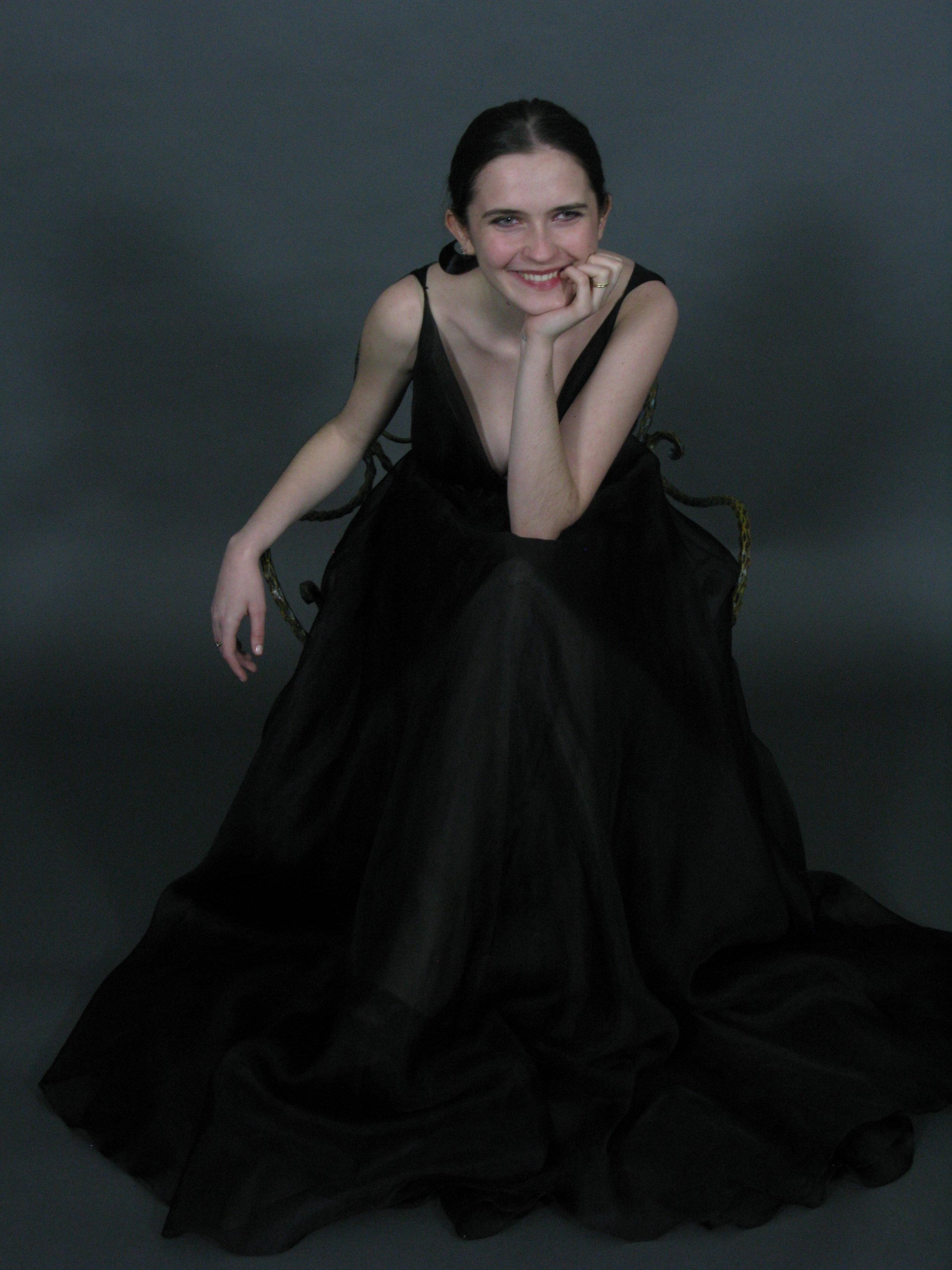 Cassandra in black .jpg