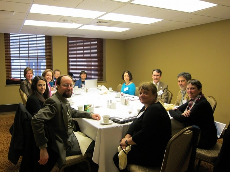 The MACLAS Executive Committee, March 2011