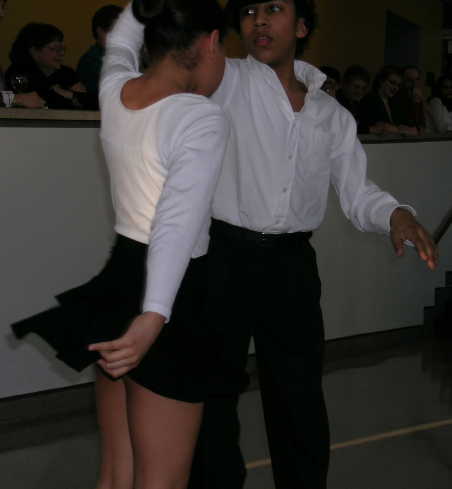 Dancers La Pareja