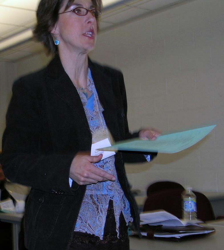 Karen Rauch Presenting